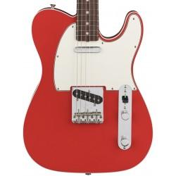 Guitarra Electrica FENDER American Original 60s Telecaster Fiesta Red RW Foto: \192