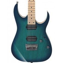 Guitarra Electrica IBANEZ RG652AHMFX-NGB Nebula Green Burst Prestige Foto: \192