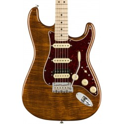 Guitarra Electrica FENDER American Professional Rarities Stratocaster Golden Brown MN Foto: \192