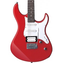 Guitarra Electrica YAMAHA Pacifica 112V RBR Raspberry Red Foto: \192