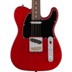 Guitarra Eléctrica FENDER American Professional Telecaster Crimson Red Transparent Foto: \192