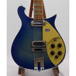 Guitarra electrica RICKENBACKER 660 Blue Burst (Segunda mano) Foto: \192