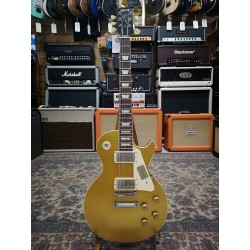 Guitarra Electrica GIBSON Les Paul Standard CS7 50s Style VOS GoldTop Foto: \192