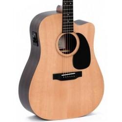 Guitarra Acustica SIGMA DTCE+ Foto: \192