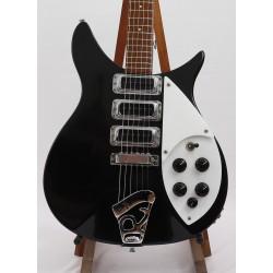 Guitarra electrica RICKENBACKER 320 Black 1983 (Segunda mano) Foto: \192
