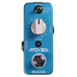 Pedal MOOER Pitch Box Foto: \192