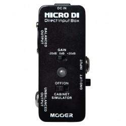 Pedal MOOER Micro DI Foto: \192