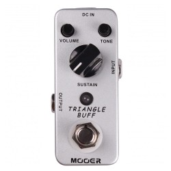Pedal MOOER Triangle Buff Foto: \192