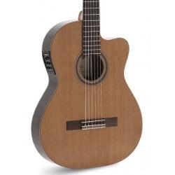 Guitarra Clasica ADMIRA Virtuoso Electrificada Cutaway Estrecha Foto: \192