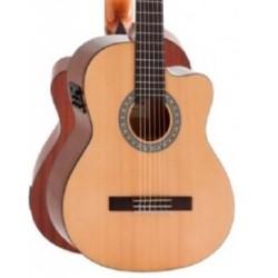 Guitarra Clasica ADMIRA Alba Electrificada Cutaway Foto: \192