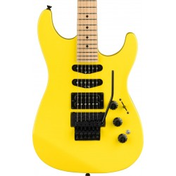 Guitarra Electrica FENDER Limited Edition HM Strat Frozen Yellow MN Foto: \192