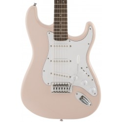Guitarra Electrica SQUIER FSR Affinity Strato Shell Pink LRL Foto: \192