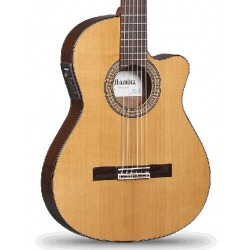 Guitarra Clasica ALHAMBRA 3C CW E1 Cut-Away Electrificada Foto: \192