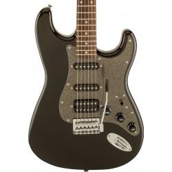 Guitarra Electrica SQUIER Affinity Stratocaster HSS Montego Black Metallic LRL Foto: \192