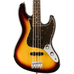 Bajo FENDER LTD TRD 61s Jazz Bass RW 3 Tone Sunburst Foto: C:QuerryFotos WebBajo FENDER LTD TRD 61s Jazz Bass RW 3 Tone Sunburst