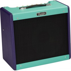Amplificador FENDER Blues Junior LTD Edition 2020 Two Tone Purple-Seafoam Foto: C:QuerryFotos WebAmplificador FENDER Blues Junio