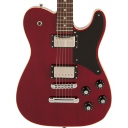 Guitarra Electrica FENDER Troublemaker Telecaster RW Crimson Red