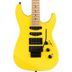 Guitarra Electrica FENDER Limited Edition HM Strat Frozen Yellow MN Foto: C:QuerryFotos WebGuitarra Electrica FENDER Limited Edi
