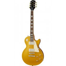 Guitarra Electrica EPIPHONE Les Paul Standard 50s Metallic Gold Foto: C:QuerryFotos WebGuitarra Electrica EPIPHONE Les Paul Stan