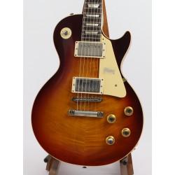 Guitarra Electrica GIBSON 60th Anniversary 1960 Les Paul Standard V3 Washed Bourbon Burst VOS Foto: C:QuerryFotos WebGuitarra El