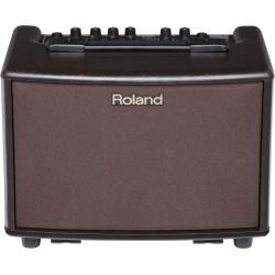 Amplificador ROLAND AC-33 RW Foto: C:QuerryFotos WebAmplificador ROLAND AC-33RW-2