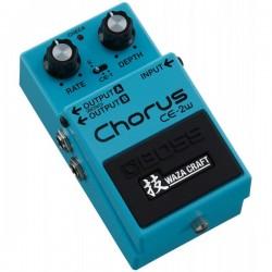 Pedal BOSS CE-2W Chorus Waza Craft Foto: C:QuerryFotos WebPedal BOSS CE2W Chorus Waza Craft