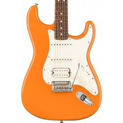 Guitarra Electrica FENDER Player Stratocaster HSS Capri Orange PF Foto: C:QuerryFotos WebGuitarra Electrica FENDER Player Strato