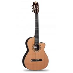 Guitarra Clasica ALHAMBRA CS-3 CW Serie S E8 CrossOver Foto: C:QuerryFotos WebGuitarra Clasica ALHAMBRA CS-3 CW Serie S E8 Cross