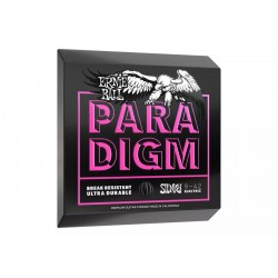 Cuerdas Electrica ERNIE BALL Paradigm Regular Slinky 2023 (9-42) Foto: C:QuerryFotos WebCuerdas Electrica ERNIE BALL Paradigm Re