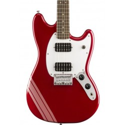 Guitarra Electrica SQUIER Bullet FSR Competition Mustang HH CAR LRL