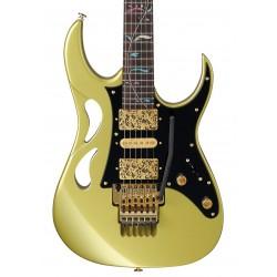 Guitarra Electrica IBANEZ PIA3761-SDG Steve Vai Signature Sun Dew Gold