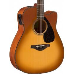 Guitarra Acustica YAMAHA FGX800C Sand Burst