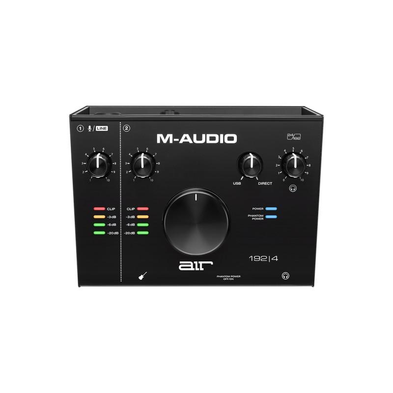 Interface Audio M-AUDIO Air 192/4 Foto: C:QuerryFotos WebInterface Audio M-AUDIO Air 192-4