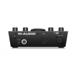 Interface Audio M-AUDIO Air 192/4 Foto: C:QuerryFotos WebInterface Audio M-AUDIO Air 192-4-3