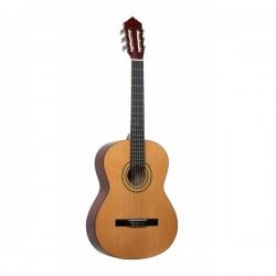 Pack Guitarra Clasica MOLINA SPCG44BR 4/4 Foto: C:QuerryFotos WebPack Guitarra MOLINA SPCG44BR Clasica 4-4