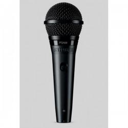 Micrófono SHURE PGA-58 Foto: C:QuerryFotos WebMicrofono SHURE PGA58