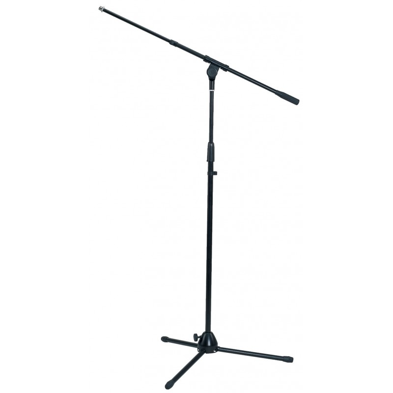 Soporte Microfono GEWA FX Jirafa Negro F900602