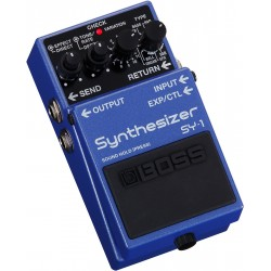 Pedal BOSS SY-1 Synthesizer Foto: C:QuerryFotos WebPedal BOSS SY-1 Synthesizer