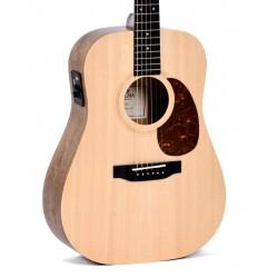 Guitarra Acustica SIGMA DSME Foto: C:QuerryFotos WebGuitarra Acustica SIGMA DSME