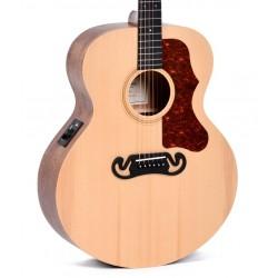 Guitarra Acustica SIGMA GJME Foto: C:QuerryFotos WebGuitarra Acustica SIGMA GJME