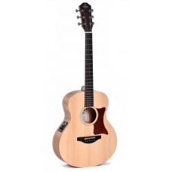 Guitarra Acustica SIGMA GSME Foto: C:QuerryFotos WebGuitarra Acustica SIGMA GSME-2