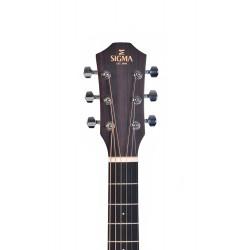 Guitarra Acustica SIGMA GSME Foto: C:QuerryFotos WebGuitarra Acustica SIGMA GSME-5
