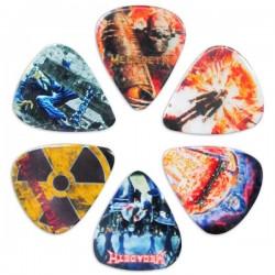 Pua PERRI´S Megadeth LP-MD1 (6 Und.) Foto: C:QuerryFotos WebPua PERRIS Megadeth LP-MD1 (6 Und