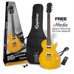 Pack Guitarra Electrica EPIPHONE Slash AFD Les Paul Outfit Foto: C:QuerryFotos WebPack Guitarra Electrica EPIPHONE Slash AFD Les