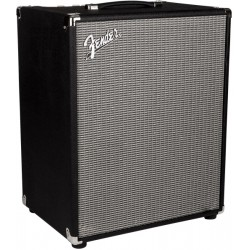 Amplificador FENDER Rumble 500 Foto: C:QuerryFotos WebAmplificador FENDER Rumble 500