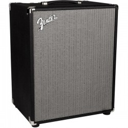 Amplificador FENDER Rumble 200 Foto: C:QuerryFotos WebAmplificador FENDER Rumble 200