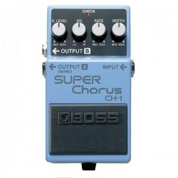 Pedal BOSS CH-1 - Super Chorus Foto: C:QuerryFotos WebPedal BOSS CH-1 Super Chorus