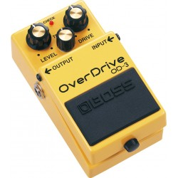 Pedal BOSS OD-3 Overdrive Foto: C:QuerryFotos WebPedal BOSS OD3