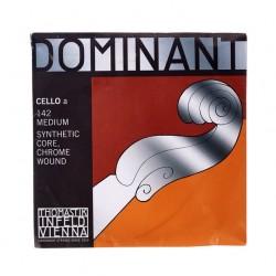 Cuerda Cello THOMASTIK Dominant 1ª 142 4/4 Foto: C:QuerryFotos WebCuerda Cello THOMASTIK Dominant 1ª 142 4-4