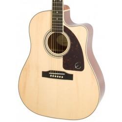 Guitarra Acústica EPIPHONE AJ-220SCE Natural Foto: C:QuerryFotos WebGuitarra acustica EPIPHONE AJ-220SCE Natural